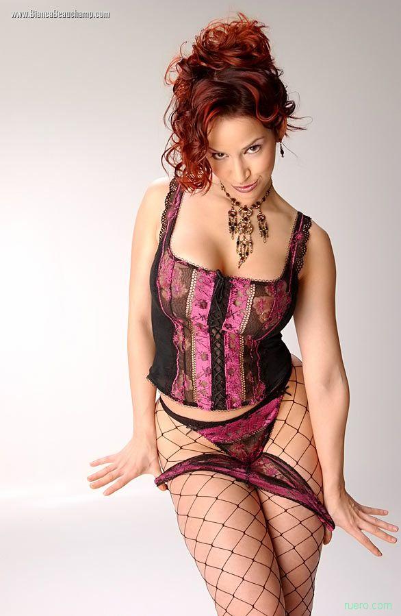 Bianca Beauchamp: пурпурные эмоции