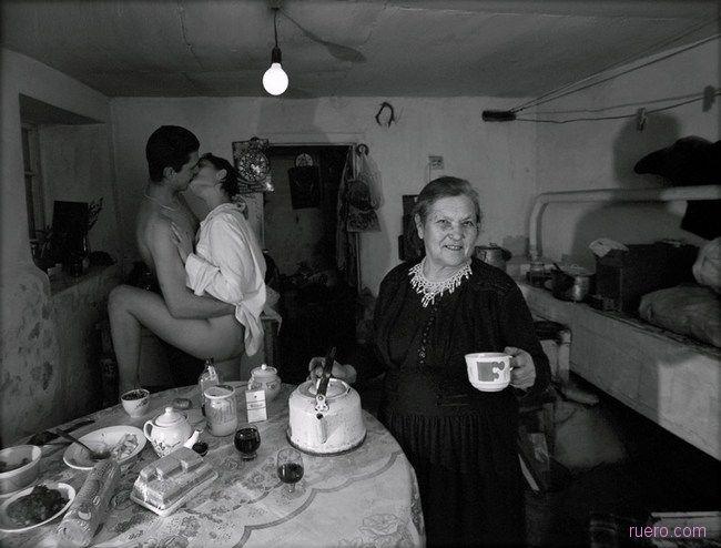 Семьи в оргии радио