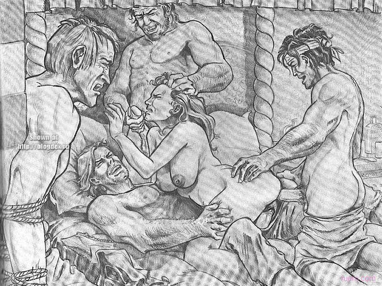 The rape game