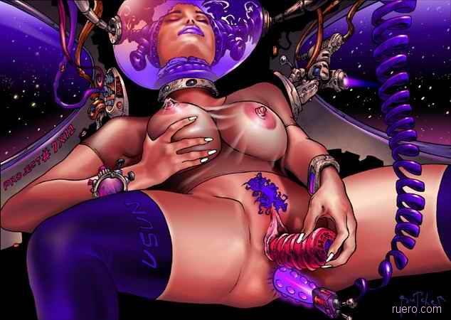 Порно в будущему