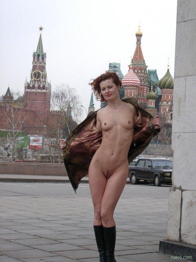 Голые русские девки москвы