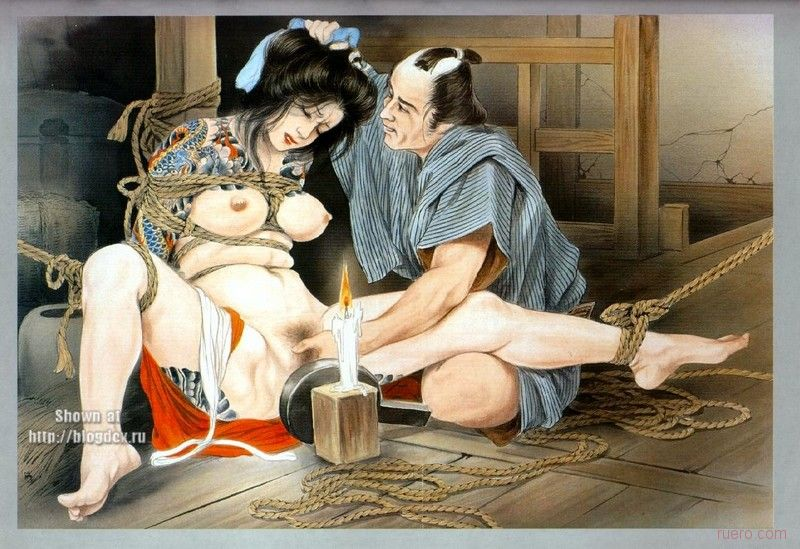 Эротические фантазии в японских секс салонах