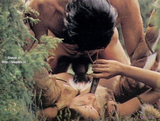 Эротика про доисторических людей — photo 9