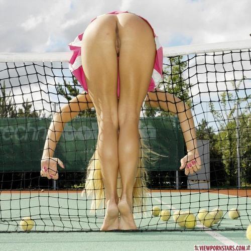 Теннисистки голые фото