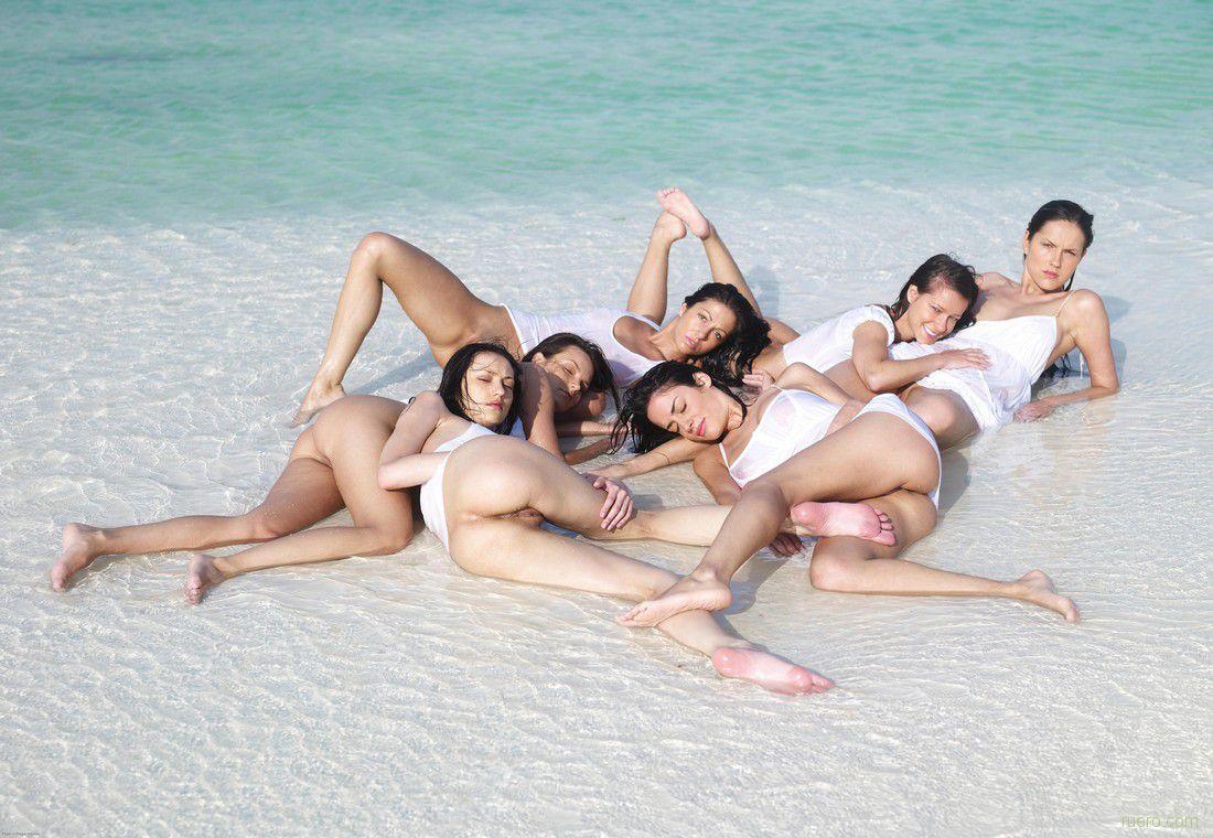 видео обнаженных девушек с пляжей тайланда - 5