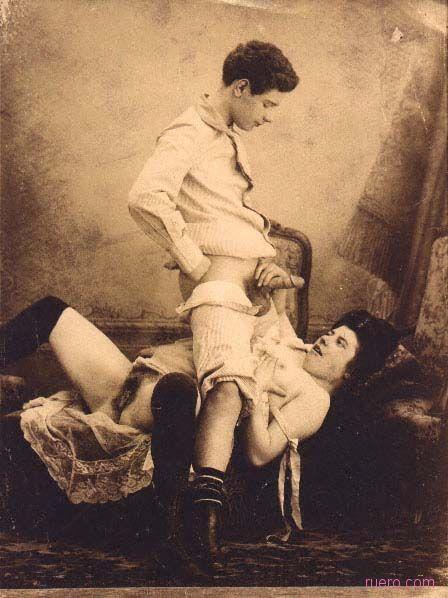 андрей порно в старинной фотографии ангиомы