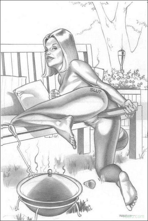 рисунки карандашом мастурбация водки-то сладко