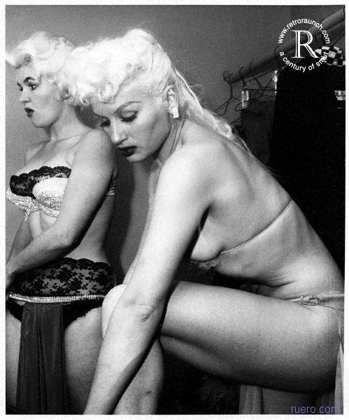 годов 1950 фото проституток