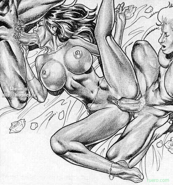 Erotic Comic. http//sexoba.com/category/pictures/magazines. Porn