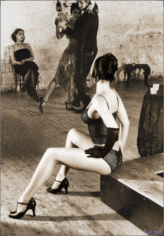 Фото девушка в танго 19 фотография