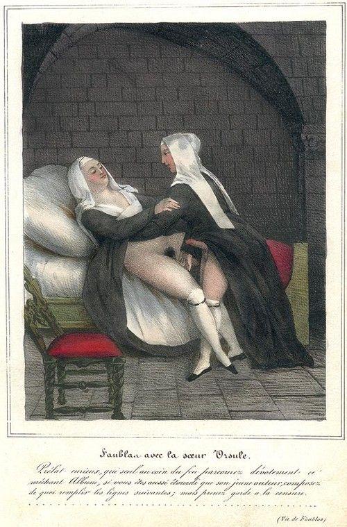 Ретро порно открытка