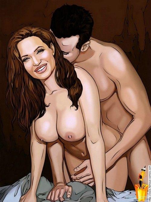 Порно рисованное галерея, что необходимо чтобы обильно кончить