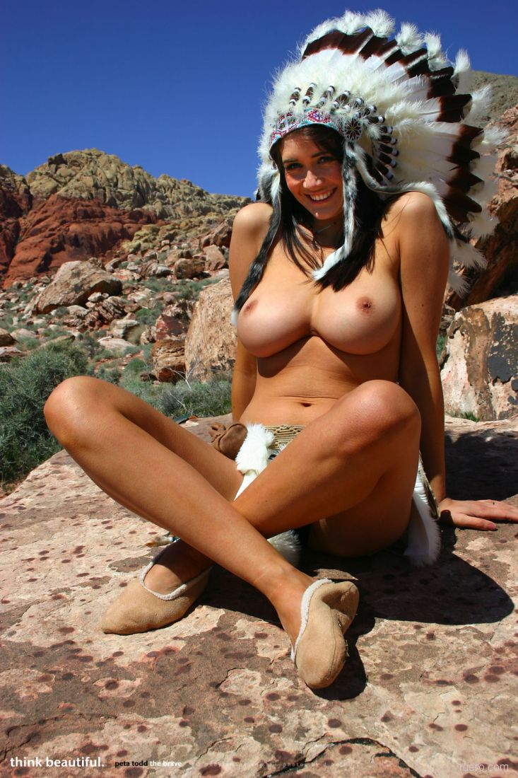 Perros free native american girls topless naked chicks