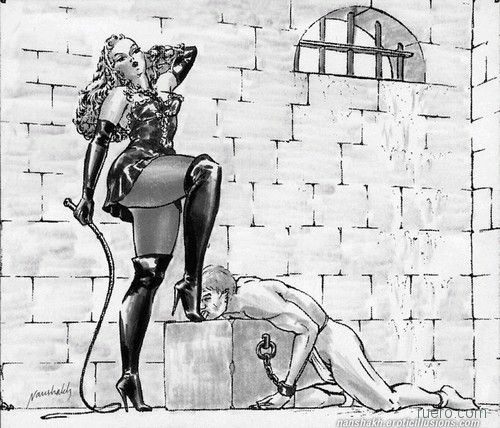 the-masterful-maid-dominates-slave---femdom-art-girls-fuck-stories