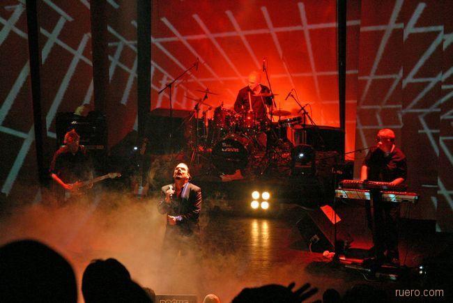 Концерт Aplhaville в Москве 26 апреля 2008