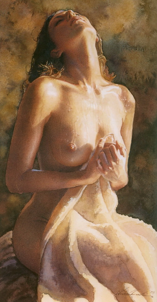 Обнаженная Женская Красота