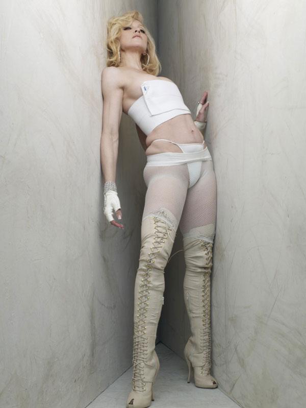 Мадонна (не смог пройти мимо)