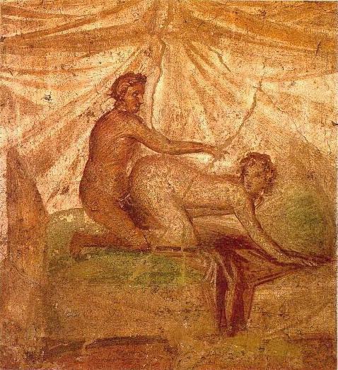 Секс древнего мира