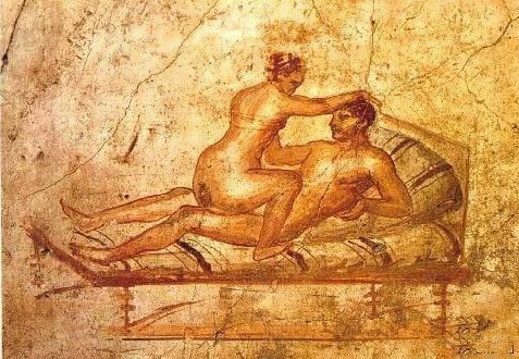 Групповой секс в древнем мире