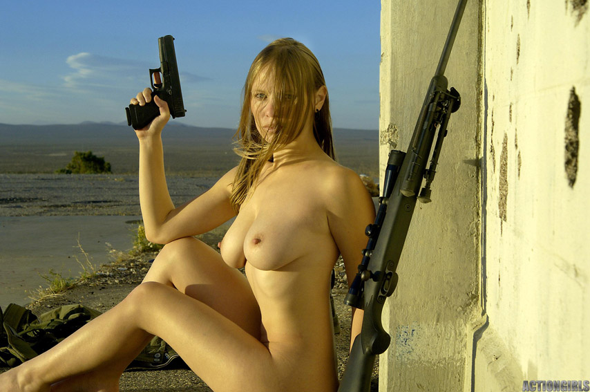 Nude in the military