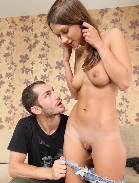 Девки дают парням, голые девушки в интересных позах фото